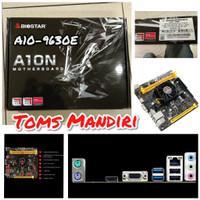 Motherboard Biostar A10N-9630E Mini ITX onboard AMD A10-9630 procie