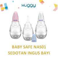 Baby Safe NAS01 Sedotan Ingus Pembersih Hidung Bayi Nasal Aspirator