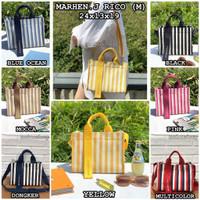 MARHEN J RICO STRIPE Tas Handbag Selempang Fashion Korea Import