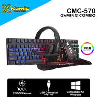 Combo Gaming Komic CMG-570 - RGB BACK LIGHT