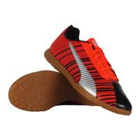 Sepatu Futsal PUMA ONE 5.4 IT orange 105654 03