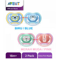 Philips Avent SCF349/13 Pacifier 18m+ Orthodontic Empeng Bayi