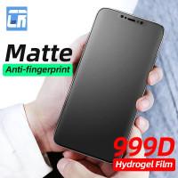 SAMSUNG NOTE 9 HYDROGEL MATTE ANTI GORES ANTIGLARE - MATTE, DEPAN BELAKANG