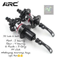 Hub freehub sepeda ARC MT039 jangkrik tawon no strummer koozer hopepro