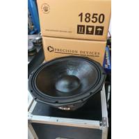 Speaker Component PD 1850 18 inch 2000 watt Spul 5 inch PD1850 Best