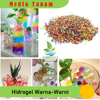 GROSIR Hydrogel Media Tanam Hidrogel Waterbead 5 Gram