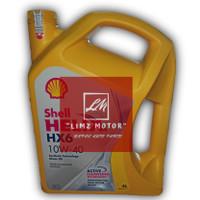 Oli Shell Helix HX 6 SAE 10W-40 Galon (4 Liter) Original