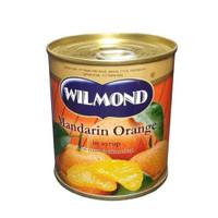 wilmond mandarin orange jeruk 312 gr / buah jeruk mandarin kaleng