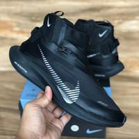 Sepatu Nike Zoom Pegasus Turbo Shield Full Black