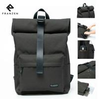 Tas Ransel Laptop Backpack Waterproof Franzen Rapid Rulle Series 601