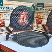 Grill Pan/Round grill pan 30 cm/Super Galaxy Grill pan