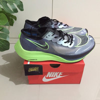 Sepatu Nike Zoom Vaporfly Next % Valerian Blue - Premium Original