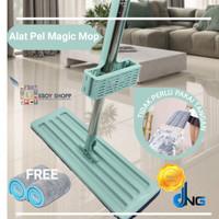 Alat Pel Lantai Magic Flat Mop DNG