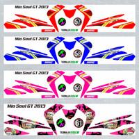 Sticker Striping Variasi MIO SOUL GT 115 2012-2014 *1