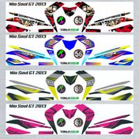 Sticker Striping Variasi MIO SOUL GT 115 2012-2014 *7