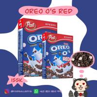 OREO OS RED CEREAL KOREA