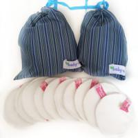 Baby OZ Reusable Cotton Pad-Reusable Makeup Remover-Pengganti Kapas