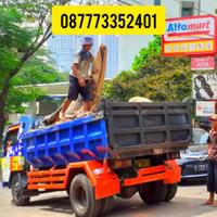 087773352401 Jasa Buang Puing dan Angkutan Sampah proyek