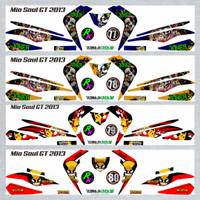 Sticker Striping Variasi MIO SOUL GT 115 2012-2014 *4