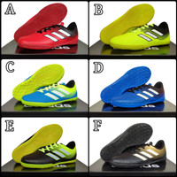 Sepatu Futsal Anak Junior Adidas Ukuran Size 33 34 35 36 37 38