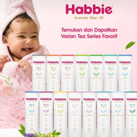 Minyak Telon Bayi dan Anak Habbie Aromatic Oil (Bisa Mix)