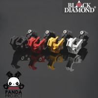 Gantungan Barang/Hook PCX,ADV Jepit di Stang /Di spion Black Diamond