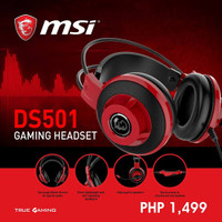 msi ds501 headset