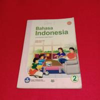 BUKU BAHASA INDONESIA UNTUK SEKOLAH DASAR KELAS 2 BSE