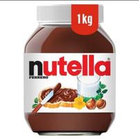 Selai Nutella 1000gram kemasan besar 1kg