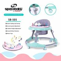 baby walker spacebaby SB505 ada music