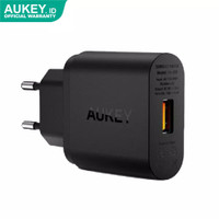 Charger Turbo Quick Charge QC 2.0 18W Aukey PA - U28 Original 100%