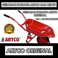 Gerobak Sorong ARTCO Original Ban Hidup Gerobak Celeng ARTCO Original