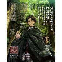 Poster Anime A3+ - Attack On Titan - Shingeki no Kyojin (I)