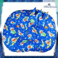 Sofa Bayi / Tempat Duduk Baby / Kasur Bayi Free Bantal + Tas Doraemon
