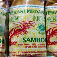 Terasi Medan SAM HOK 1BGKS (netto 140gram)isi 14pcs