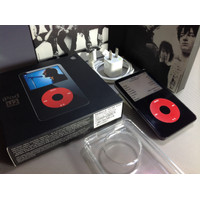 ipod classic 5.5th gen 30gb u2 special edition full set box