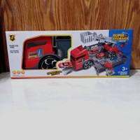 mainan mobil truck super storage/mainan anak