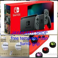 Nintendo switch console new model V2 HAC-001 gray