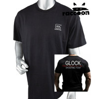 Kaos/Baju/T-shirt GLOCK GUN SHOTING TEAM SIZE S - XXL
