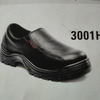 sepatu safety chettah 3001h