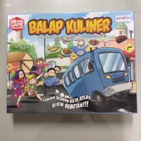 Boardgame Balap Kuliner