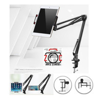 Holder Phone Tablet Lazypod Stand Boom Arm Mobile Hp Smartphone Ipad