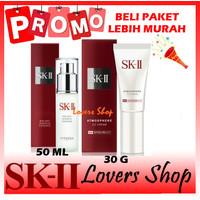 SK-II/SK2/SKII/SK II MID DAY ESSENCE 50 ML + CC ATMOSPHERE / CC CREAM