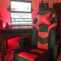 Pabrik Kursi custome, bangku Gaming Casper 03 free bantal