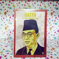 Buku biografi pahlawan nasional hatta jejak yang melampaui zaman