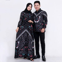 baju batik sepasang modern