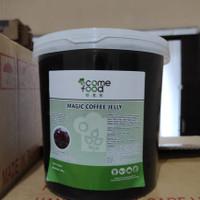 Coffee Jelly / Magic Coffe jelly 3.3kg import taiwan
