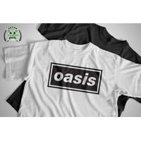 T-Shirt Distro / Baju / Kaos Oasis