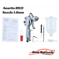 Spray Gun Mini HVLP Auarita H921 Nozzle 1.0mm