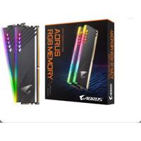 Gigabyte AORUS RGB DDR4 3600Mhz 16GB (2X8GB) Ram Memory